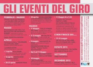 Gli eventi del Giro d'Italia a Gabicce Mare