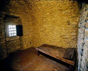 La cella di Cagliostro