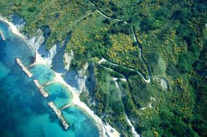 Casteldimezzo spiaggia