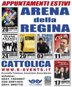 Arena della Regina 2013