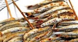 Sardoncini impanati