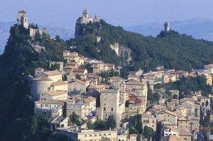 monte Titano San Marino